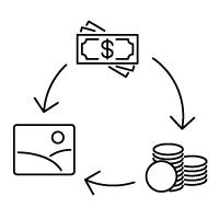 Srovnání fotobank při nákupu jedné fotky / ilustrace