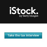 Návod na vyplnění iStock Tax Interview