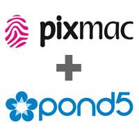 Novinky ohledně Pond5 / Pixmac