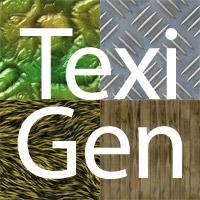 TexiGen - generátor textur